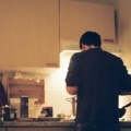 煮饭的我三好男人