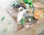 一招燉出奶白魚湯