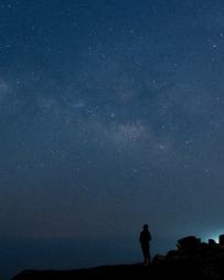 第一次和银河约会