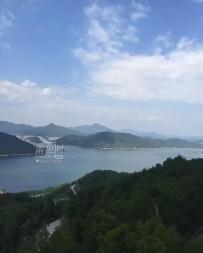 16年千岛湖  青山绿水。