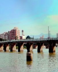 仙溪古桥梁